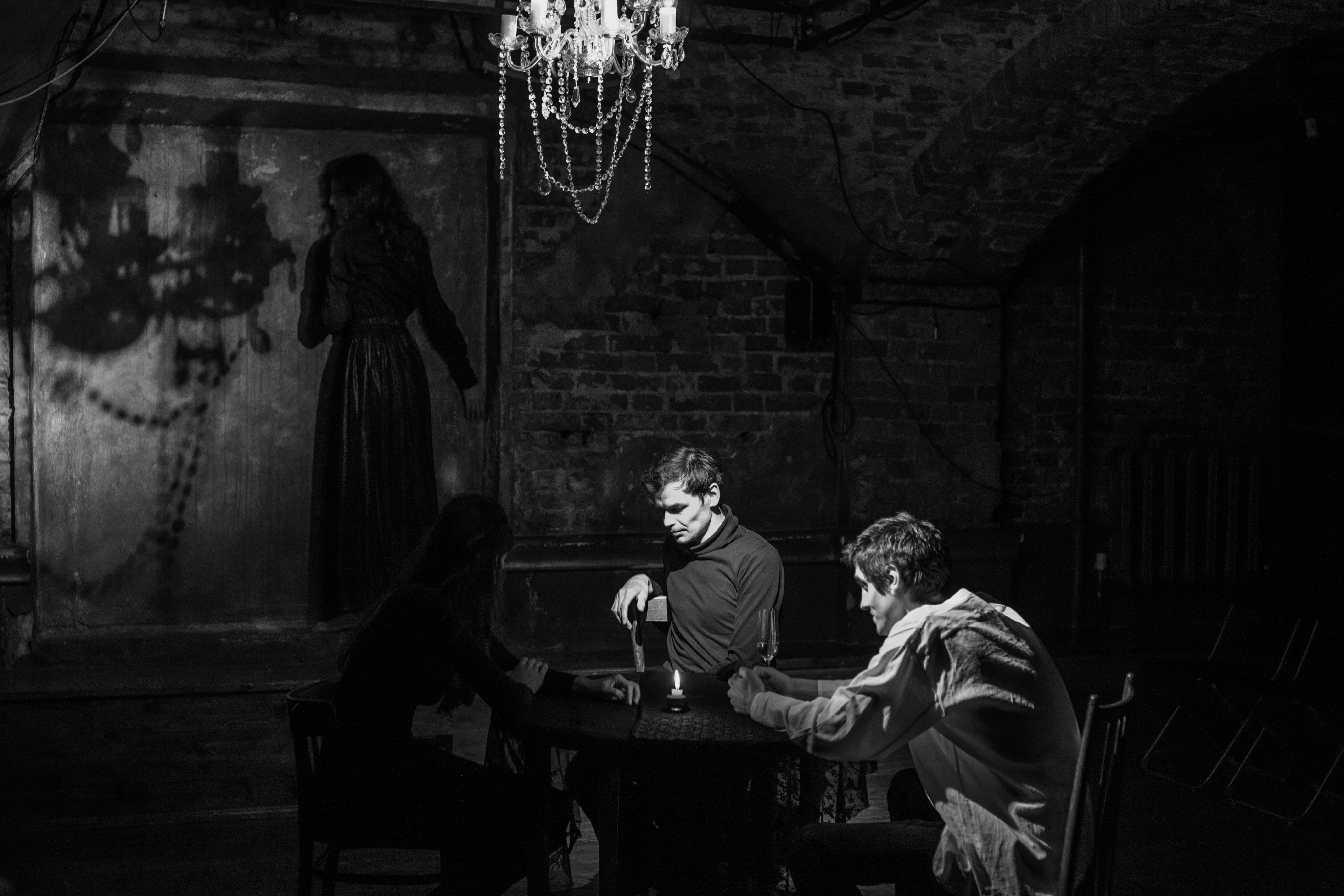 Спектакль «Анна Каренина. Триптих» – события на сайте «Московские Сезоны»