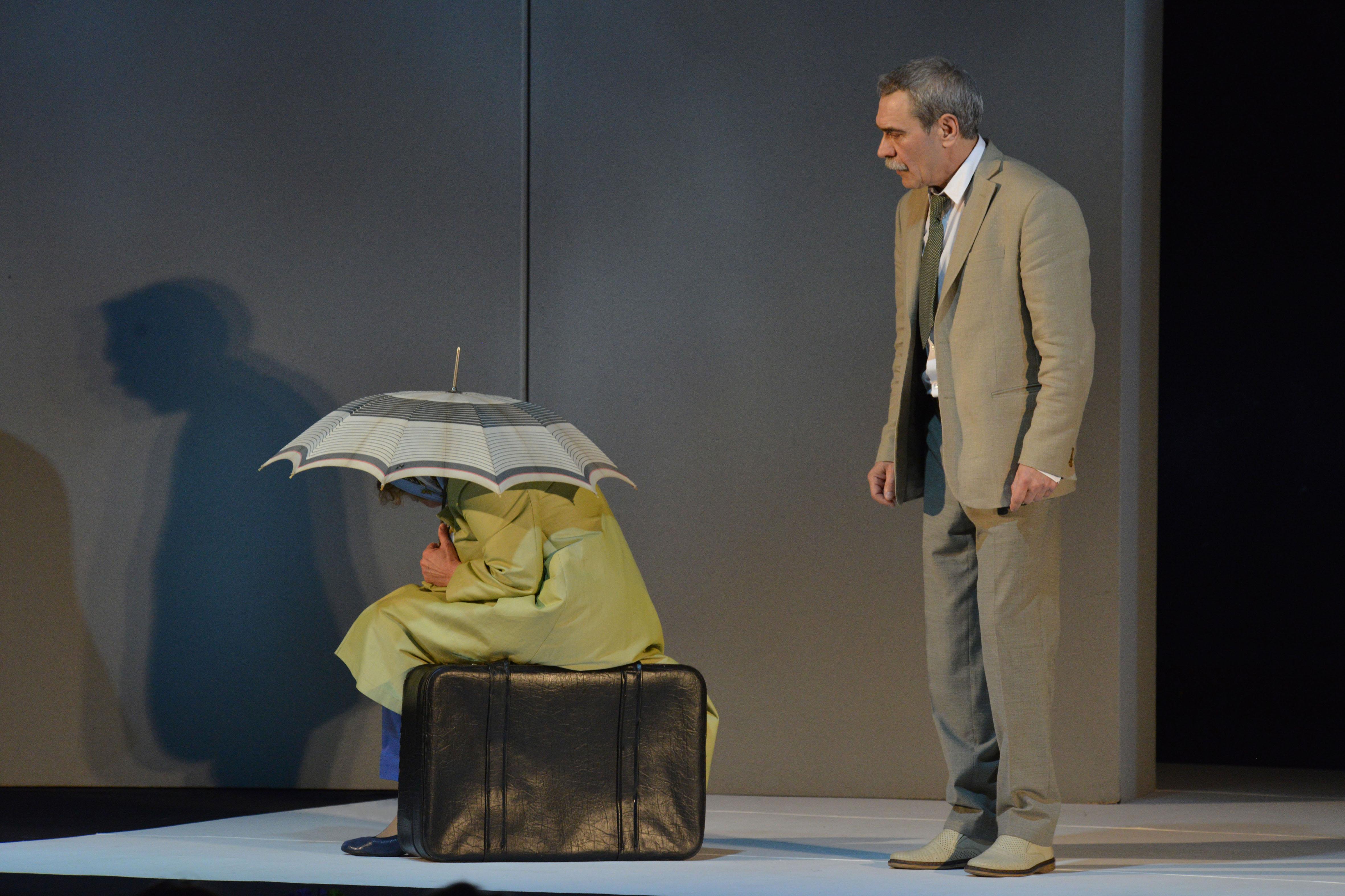 Cпектакль «Старомодная комедия» – события на сайте «Московские Сезоны»