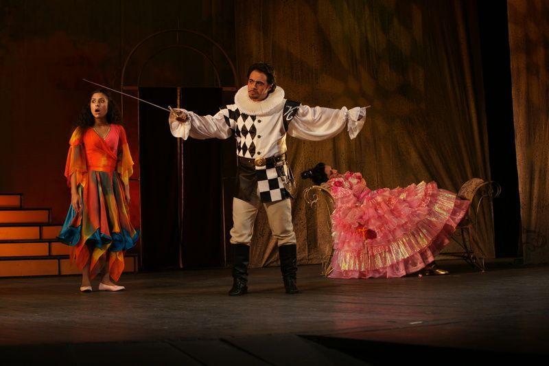 Спектакль «Принцесса Кристана» – события на сайте «Московские Сезоны»