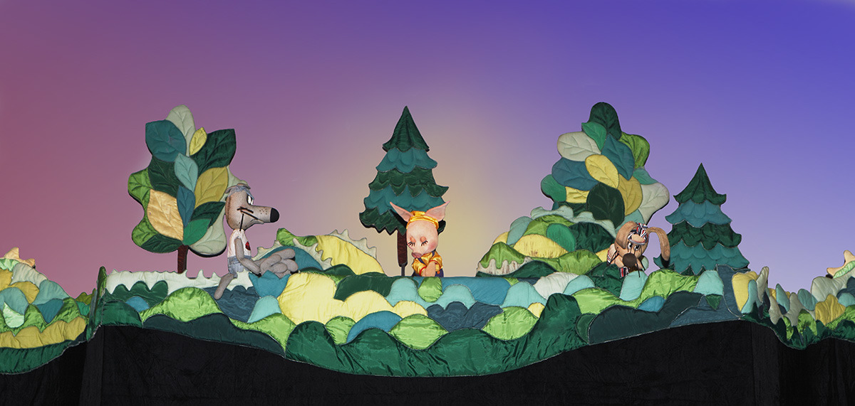 Спектакль «Лесной переполох с превращениями» – события на сайте «Московские Сезоны»