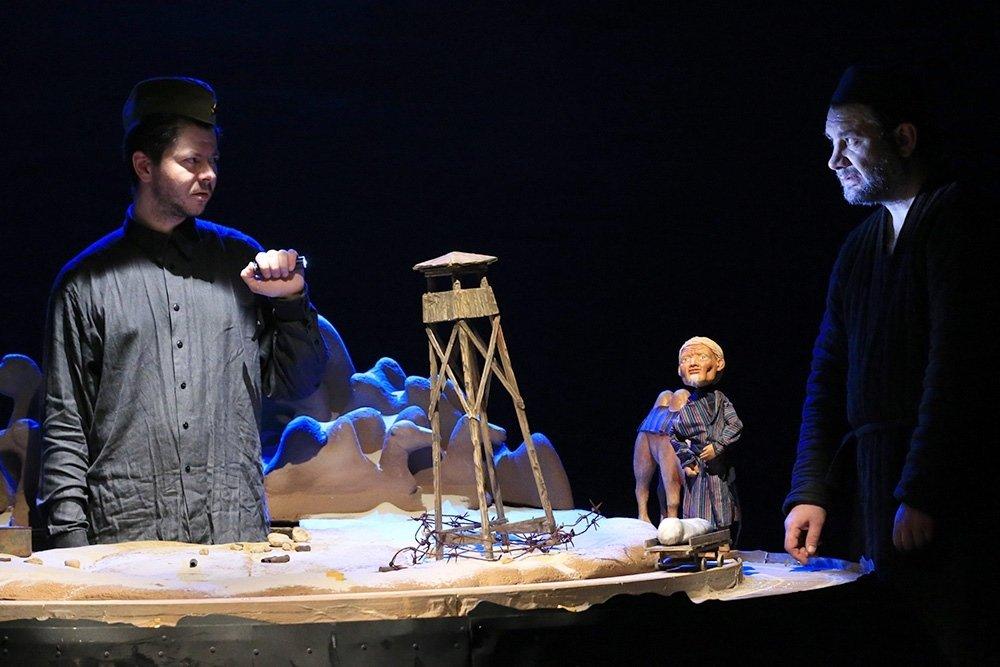 Спектакль «И дольше века длится день» – события на сайте «Московские Сезоны»