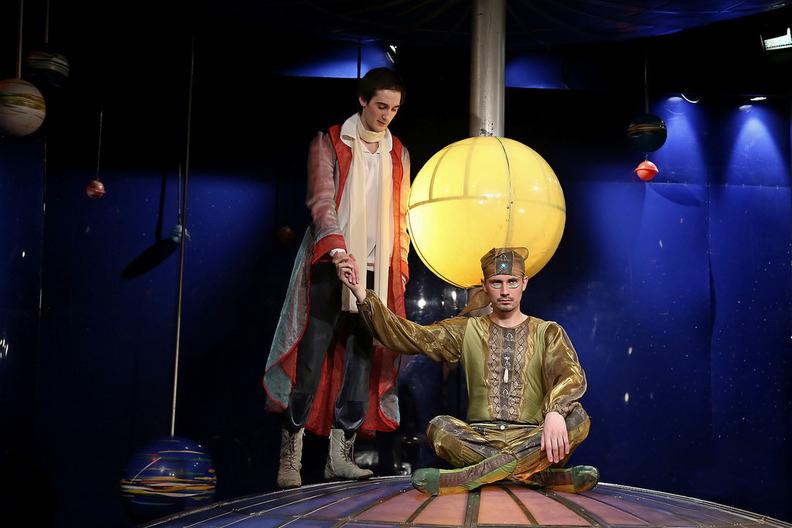 Спектакль «Путешествие Маленького принца» – события на сайте «Московские Сезоны»