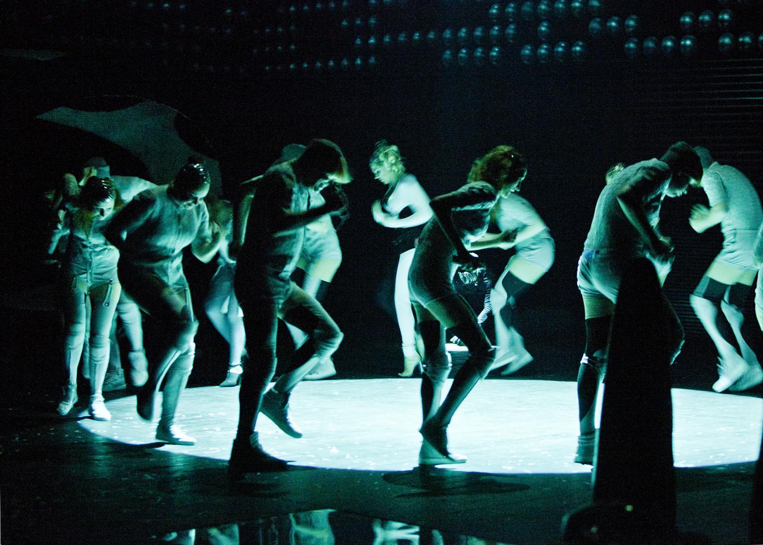 Спектакль «О дивный новый мир» – события на сайте «Московские Сезоны»