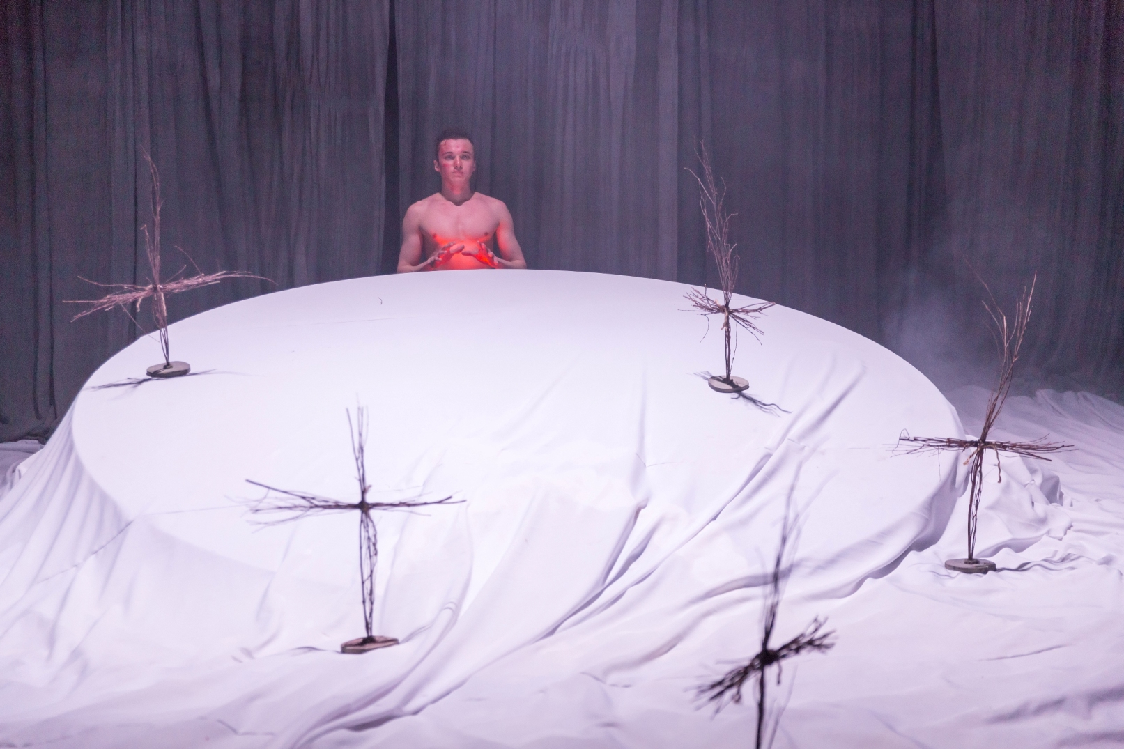 Спектакль «Вий» – события на сайте «Московские Сезоны»