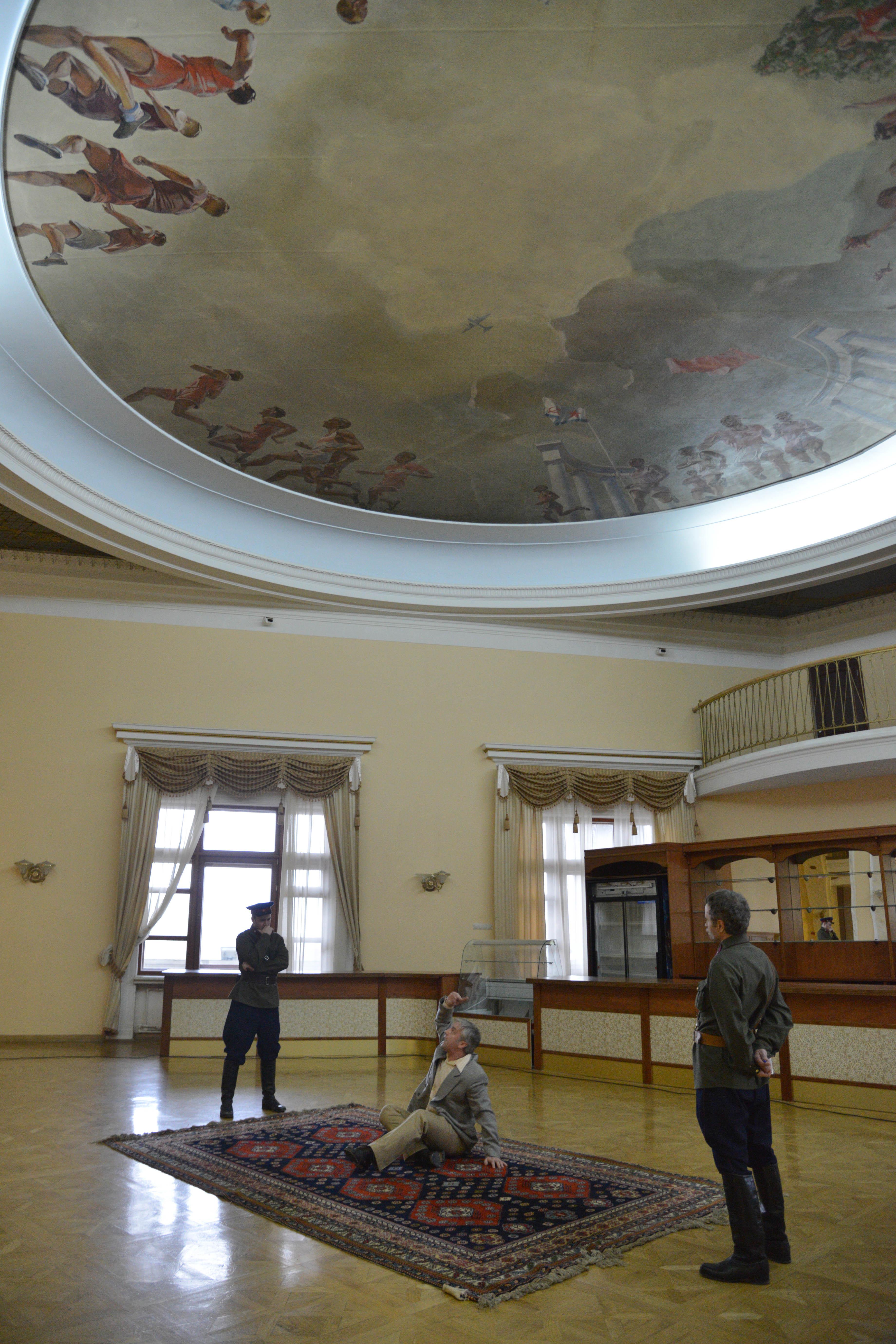 Спектакль-синемоушн «Театр «Звезда» – события на сайте «Московские Сезоны»