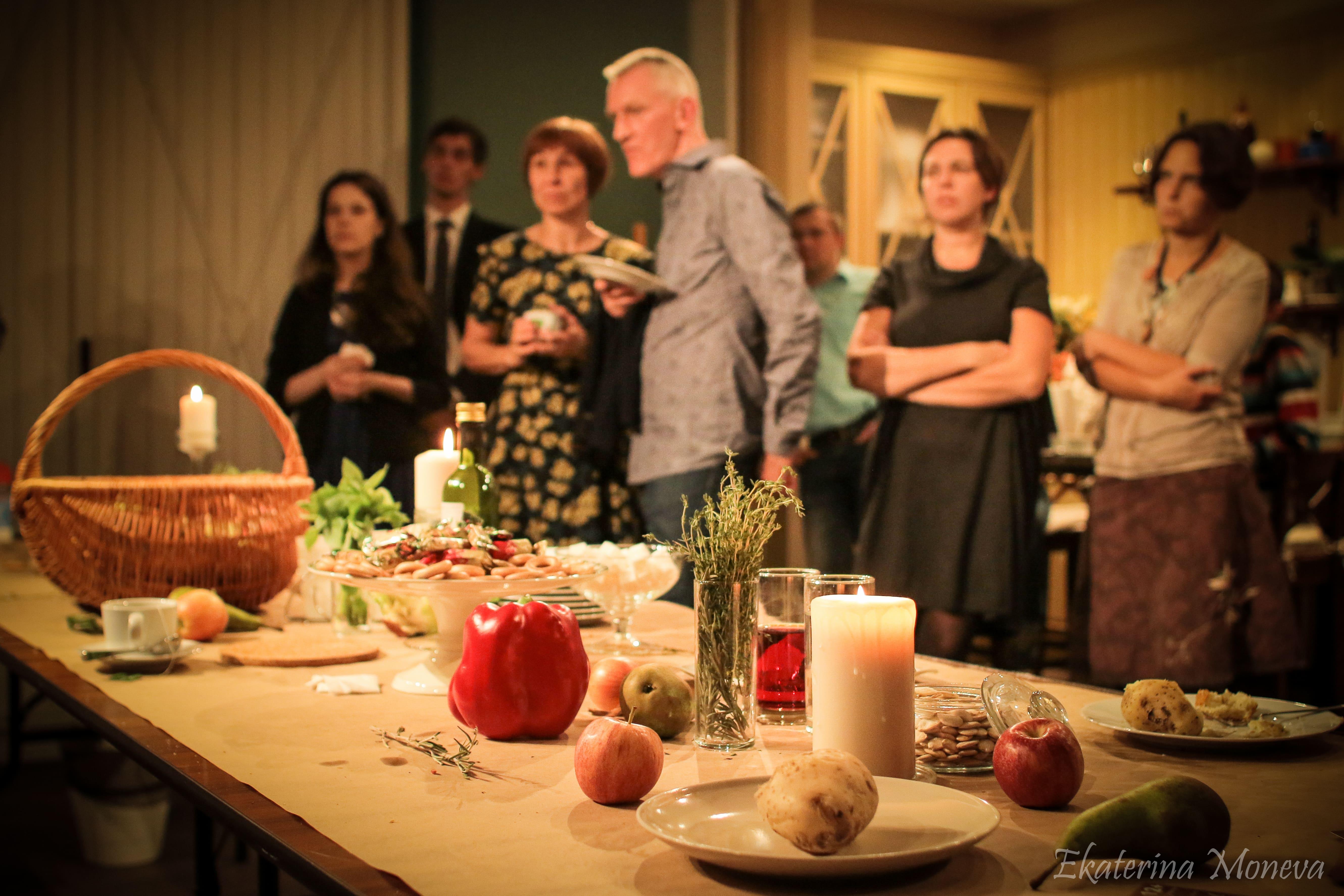Спектакль «Времена» – события на сайте «Московские Сезоны»