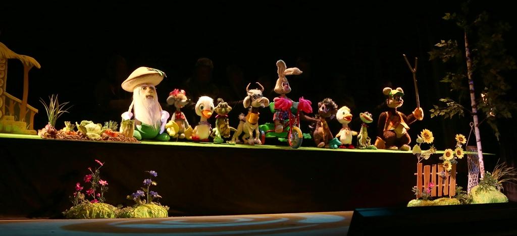 Спектакль «Зайка и его друзья» – события на сайте «Московские Сезоны»