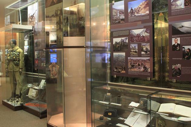 Постоянная экспозиция «Музей Героев Советского Союза и России» – события на сайте «Московские Сезоны»