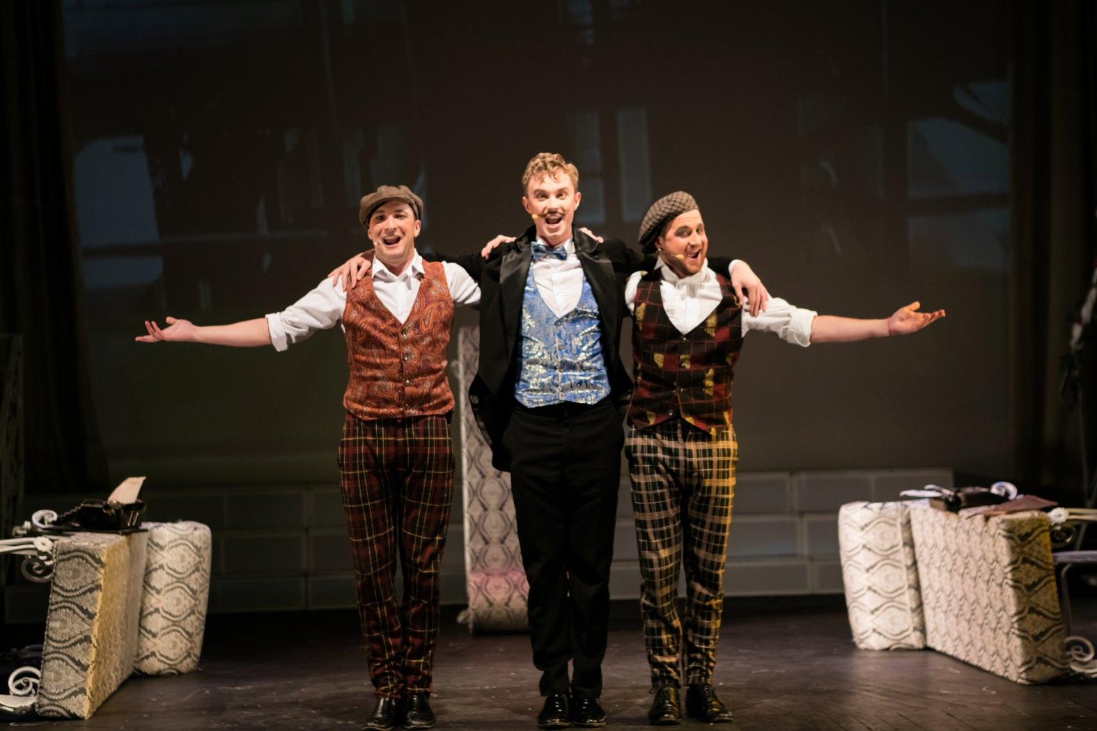 Спектакль «О, милый друг!..» – события на сайте «Московские Сезоны»