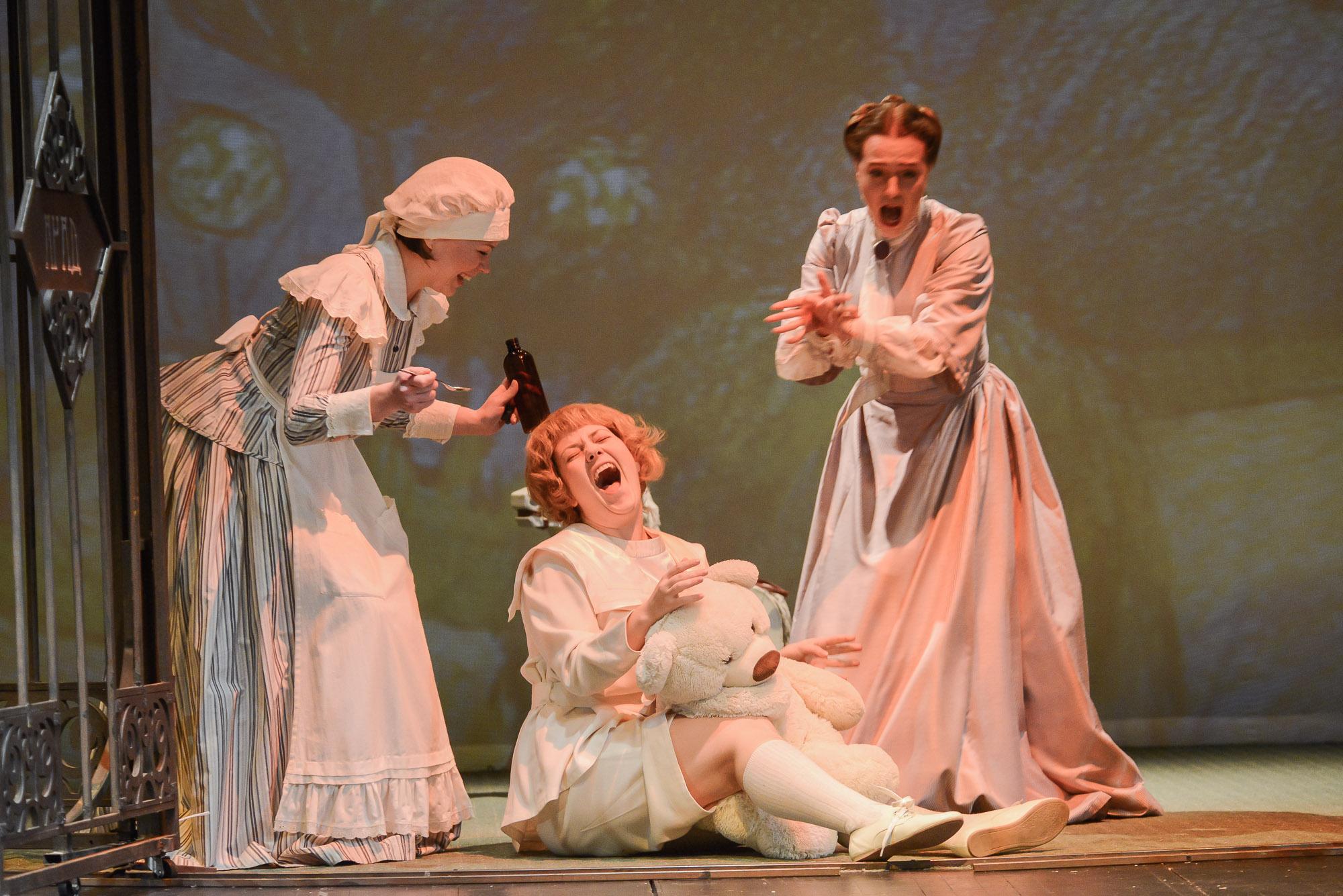Спектакль «Белый пудель» – события на сайте «Московские Сезоны»