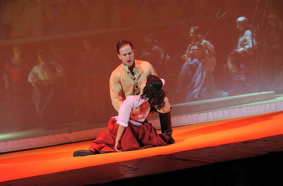 Опера «Кармен» – события на сайте «Московские Сезоны»