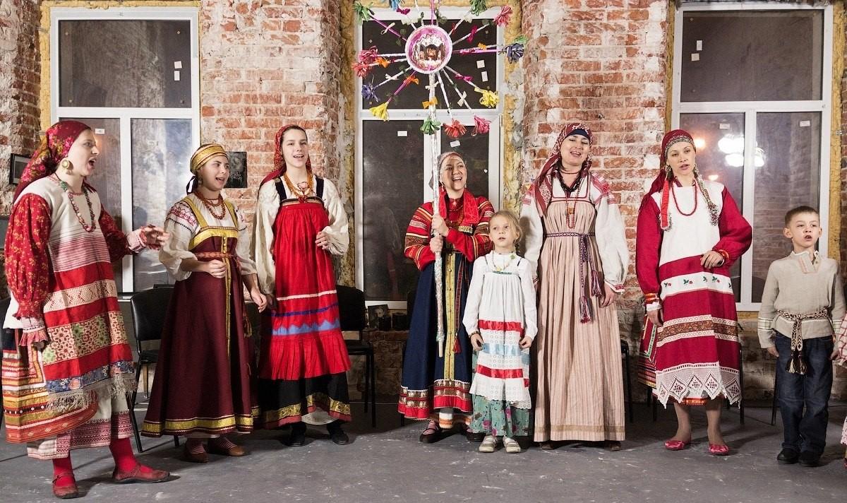 Святочное представление фолк-студии «Горожане» – события на сайте «Московские Сезоны»