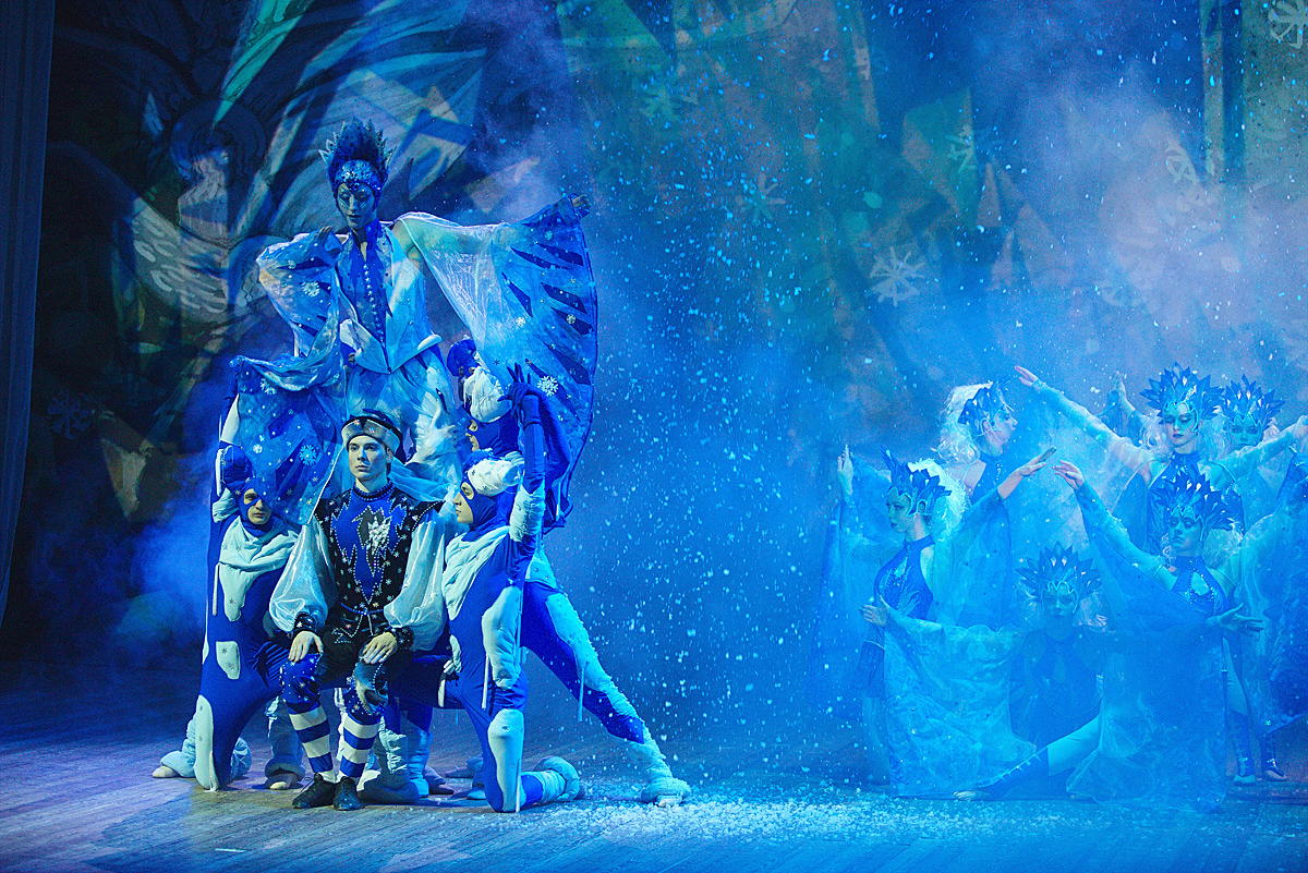 Спектакль «Снежная королева» – события на сайте «Московские Сезоны»