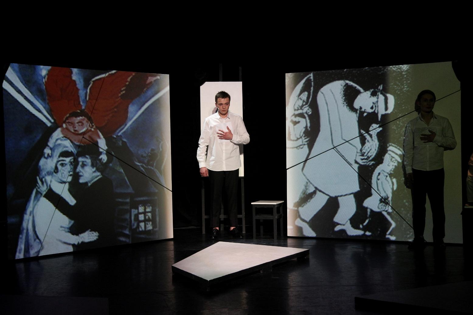 Спектакль «Часы пробили 13 раз» – события на сайте «Московские Сезоны»