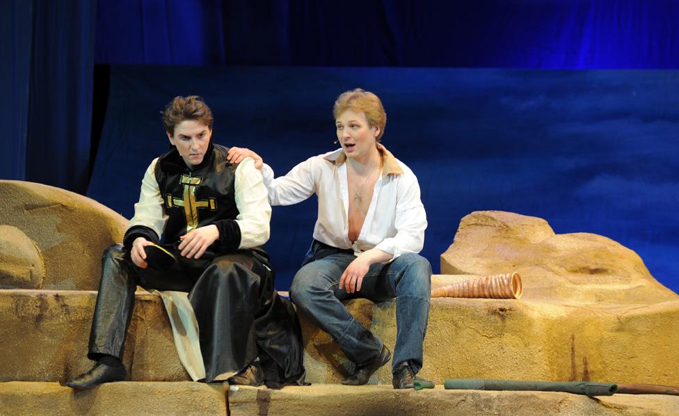 Рок-опера «Повелитель мух» – события на сайте «Московские Сезоны»