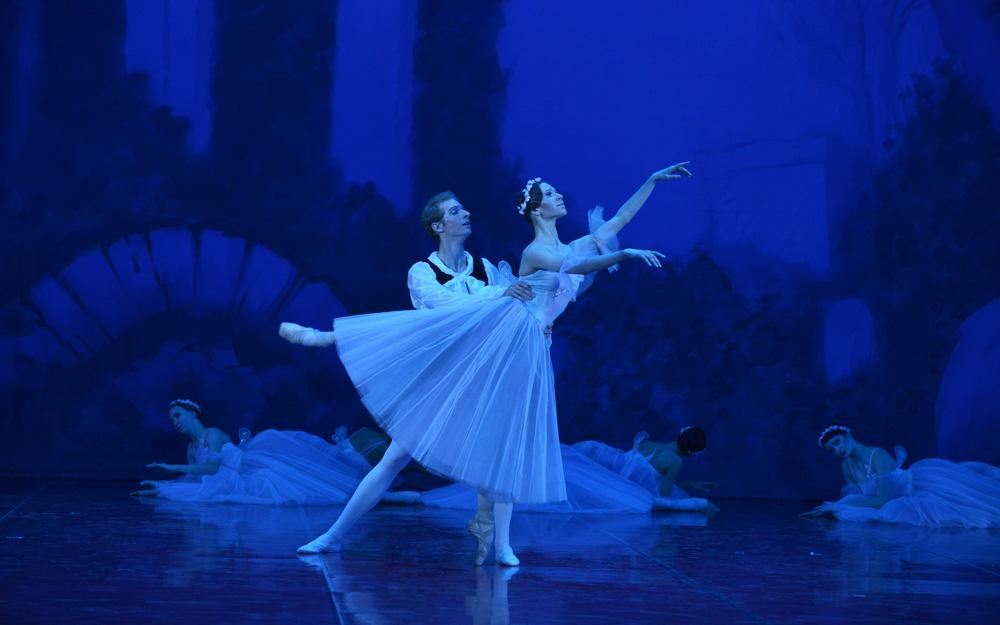 Одноактный балет «Шопениана» – события на сайте «Московские Сезоны»