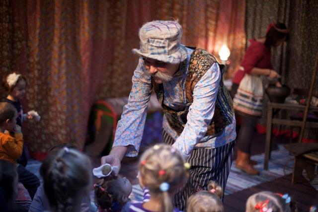 Проект «Сказки у печки» – события на сайте «Московские Сезоны»