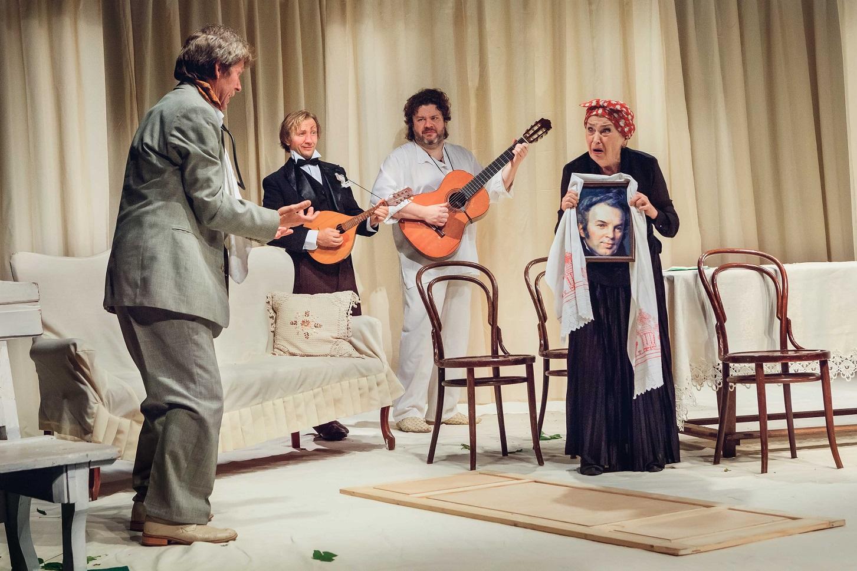 Спектакль «Браво, Чехов! или О чем пели соловьи» – события на сайте «Московские Сезоны»