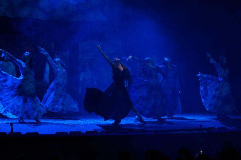 Спектакль «Цыганский рай» – события на сайте «Московские Сезоны»