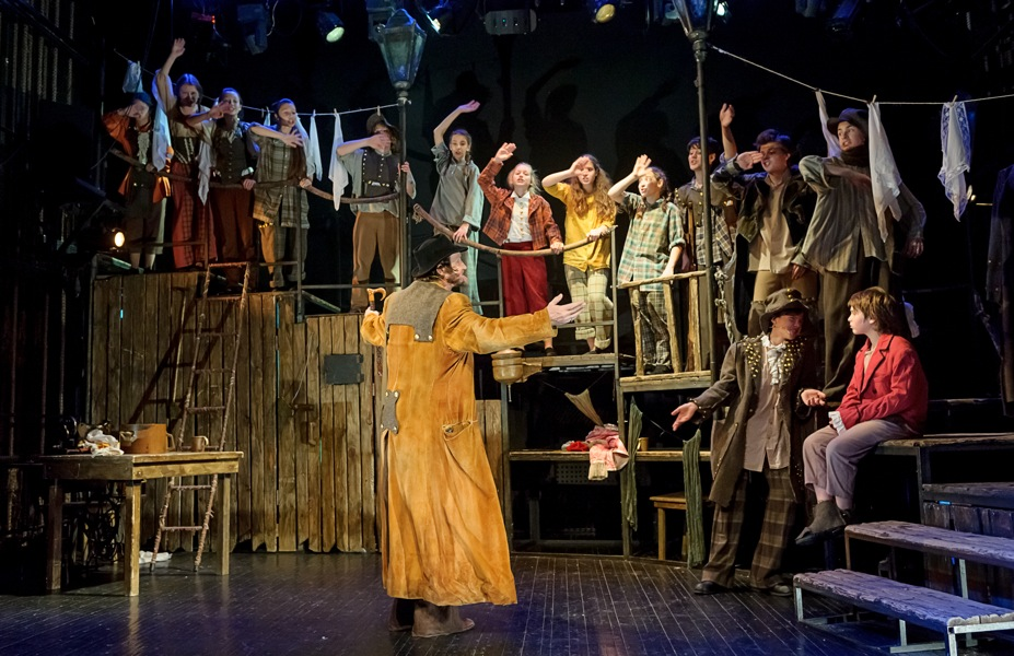 Мюзикл «Приключения Оливера Твиста» – события на сайте «Московские Сезоны»