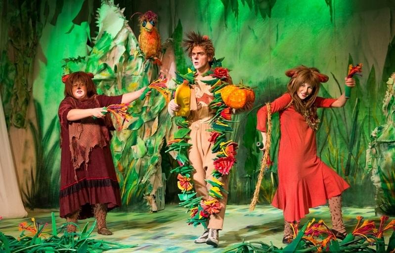 Спектакль «Рикки-Тикки-Тави» – события на сайте «Московские Сезоны»