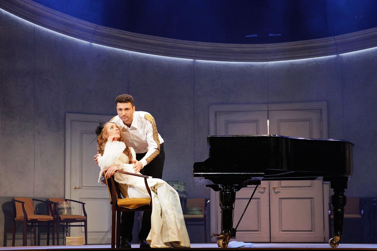Спектакль «Свадьба Кречинского» – события на сайте «Московские Сезоны»