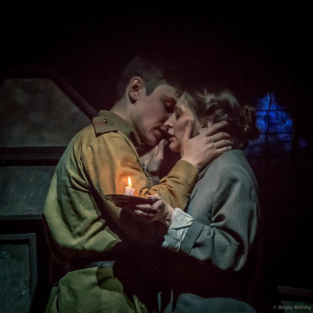 Спектакль «Соловьиная ночь» – события на сайте «Московские Сезоны»