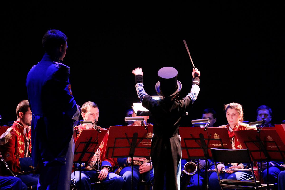 Спектакль «Волшебная барабанная палочка» – события на сайте «Московские Сезоны»