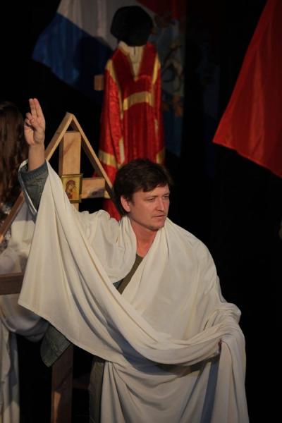 Спектакль «За Русь святую!» – события на сайте «Московские Сезоны»