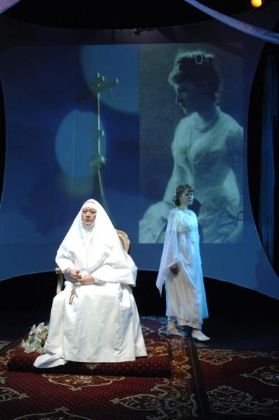 Спектакль «Великая княгиня Е. Ф. Романова (Возвращение)» – события на сайте «Московские Сезоны»