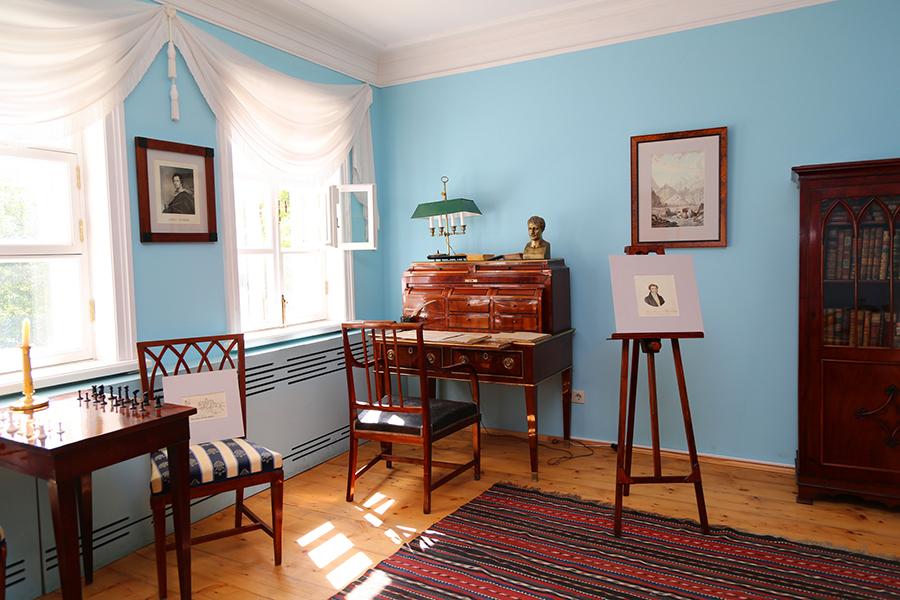 Экспозиция Дома-музея М. Ю. Лермонтова – события на сайте «Московские Сезоны»