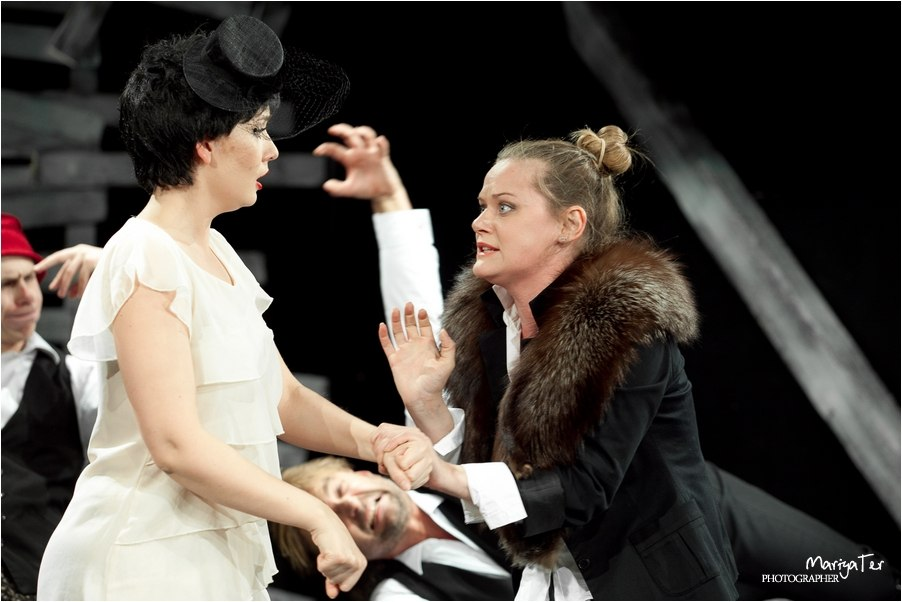 Спектакль «Балаган» – события на сайте «Московские Сезоны»