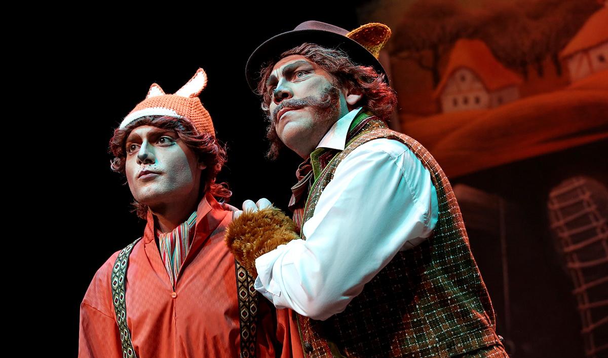 Спектакль «Приключения Людвига и Тутты» – события на сайте «Московские Сезоны»