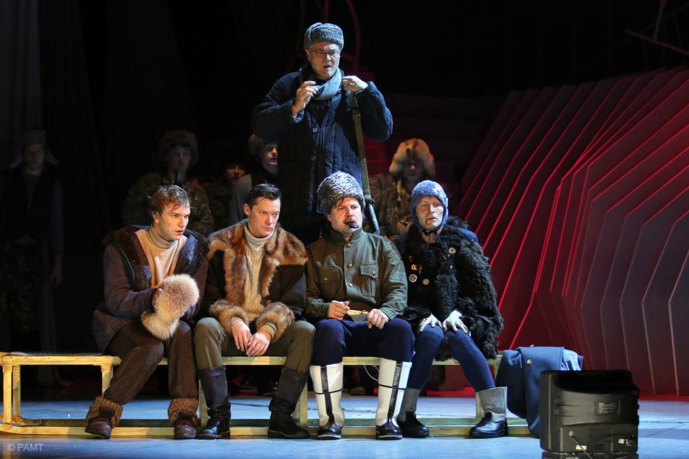 Спектакль «Северная одиссея» – события на сайте «Московские Сезоны»