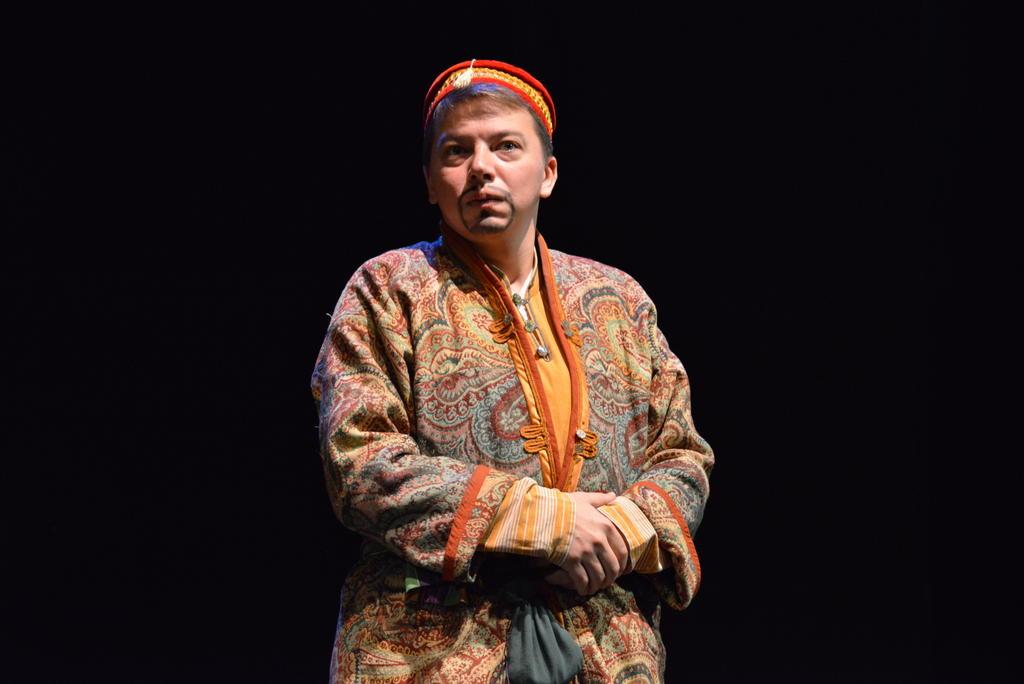 Спектакль «Синдбад-мореход» – события на сайте «Московские Сезоны»