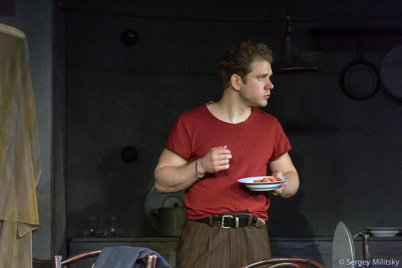 Спектакль «Трамвай «Желание» – события на сайте «Московские Сезоны»