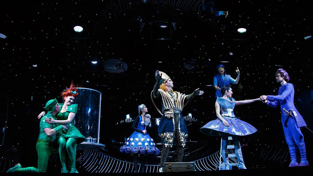 Спектакль «Лунный мир» – события на сайте «Московские Сезоны»