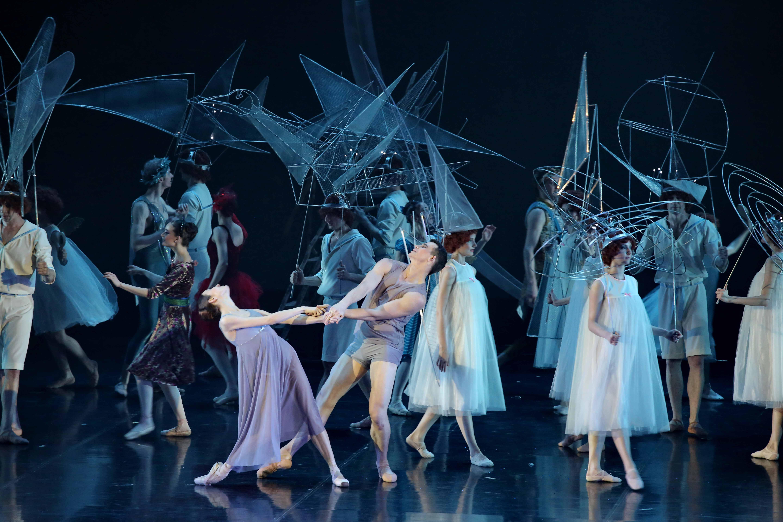 Балет «Синяя птица» – события на сайте «Московские Сезоны»