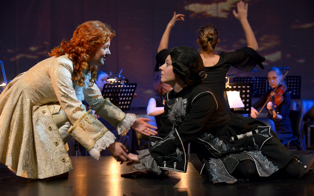 Опера «Альцина, или Волшебный остров» – события на сайте «Московские Сезоны»