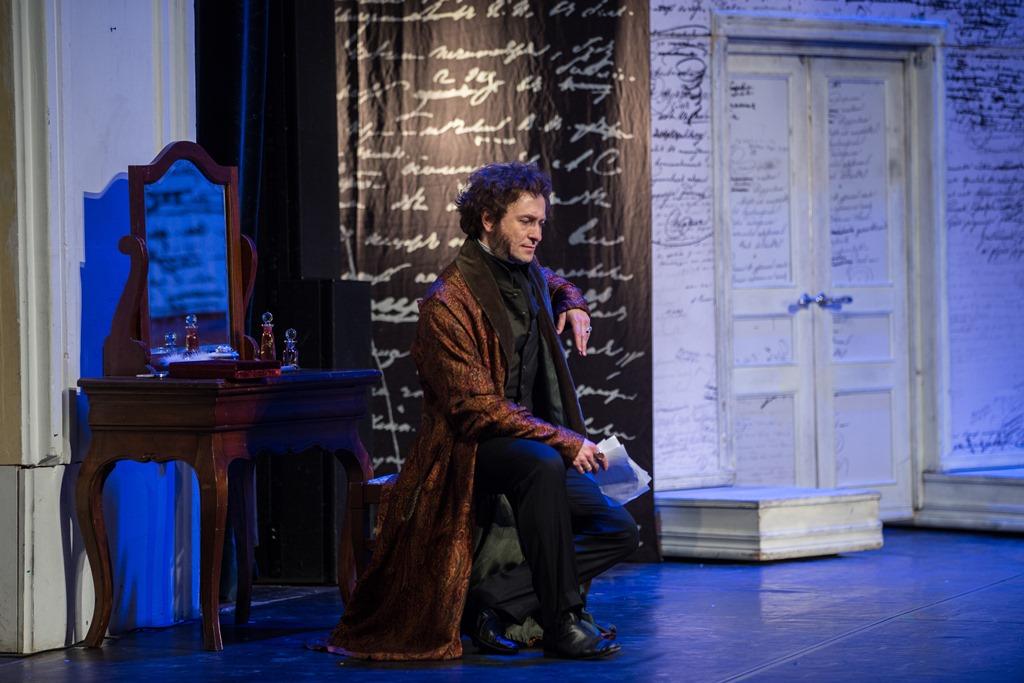 Спектакль «Пушкин» – события на сайте «Московские Сезоны»