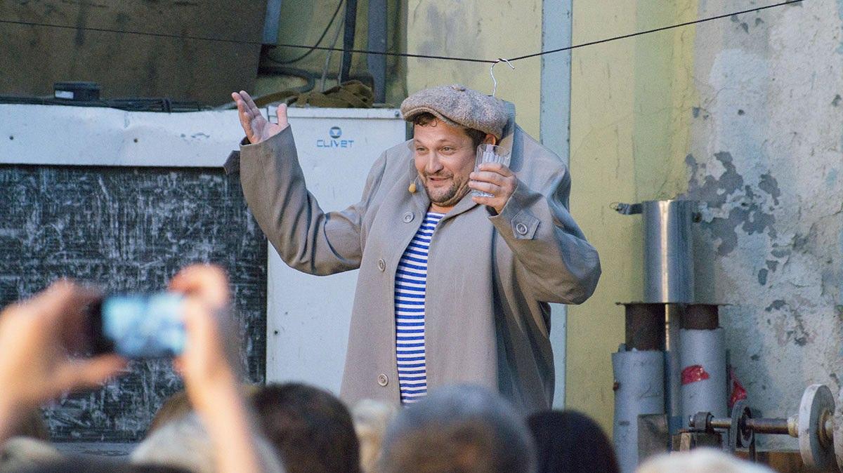 Спектакль «Песни нашего двора» – события на сайте «Московские Сезоны»