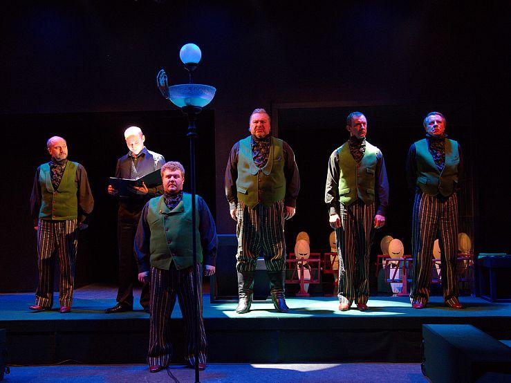 Спектакль «Театр Козьмы Пруткова» – события на сайте «Московские Сезоны»