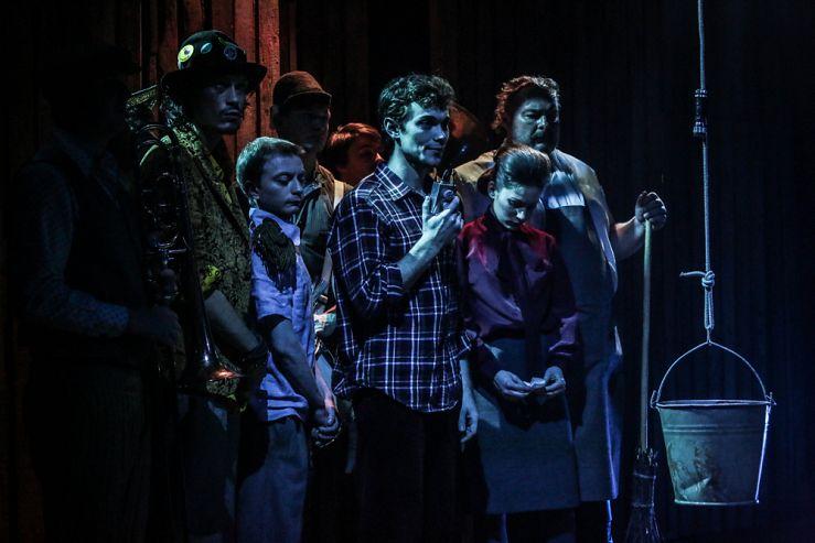 Спектакль «Безымянная звезда» – события на сайте «Московские Сезоны»