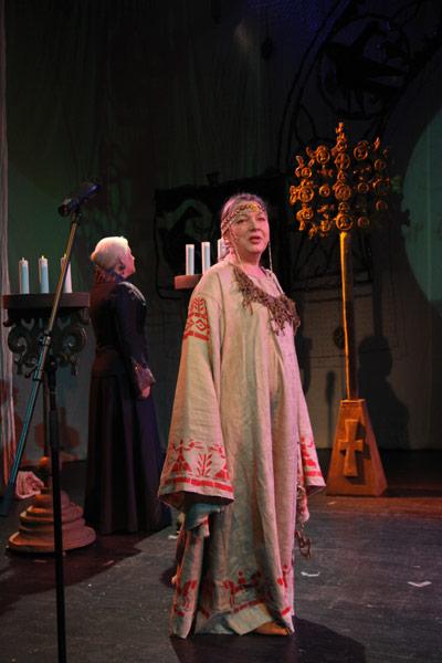 Спектакль «Светлое Воскресение» – события на сайте «Московские Сезоны»
