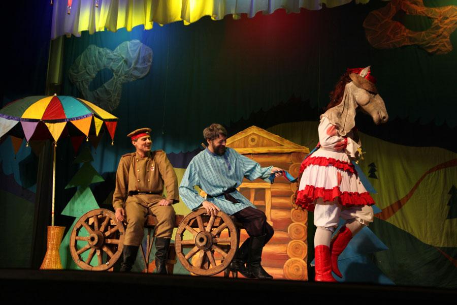 Спектакль «Пасха на Вятских Увалах» – события на сайте «Московские Сезоны»