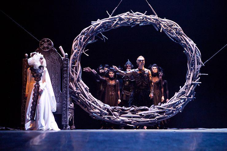 Спектакль «Демон» (версия без слов) – события на сайте «Московские Сезоны»