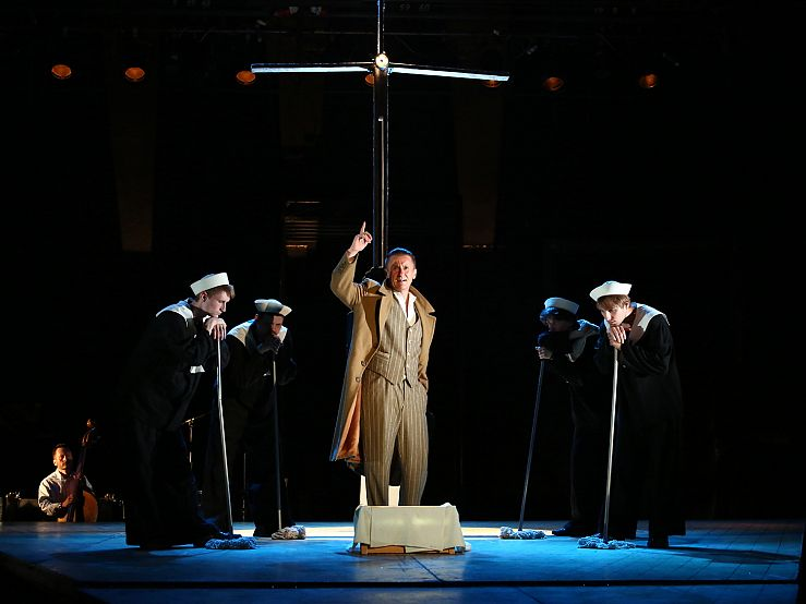 Спектакль «1900» – события на сайте «Московские Сезоны»