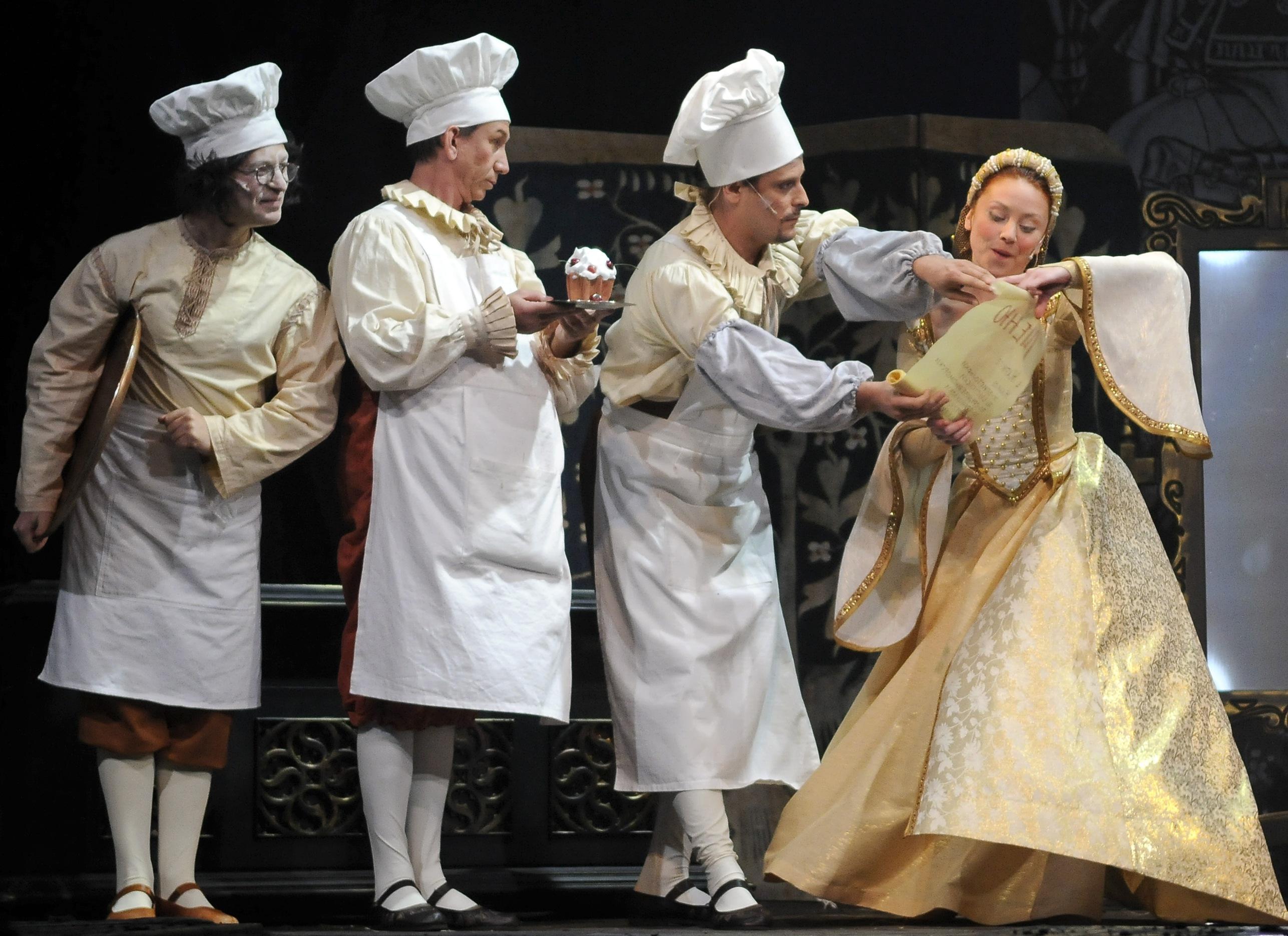Спектакль «Принц и нищий» – события на сайте «Московские Сезоны»