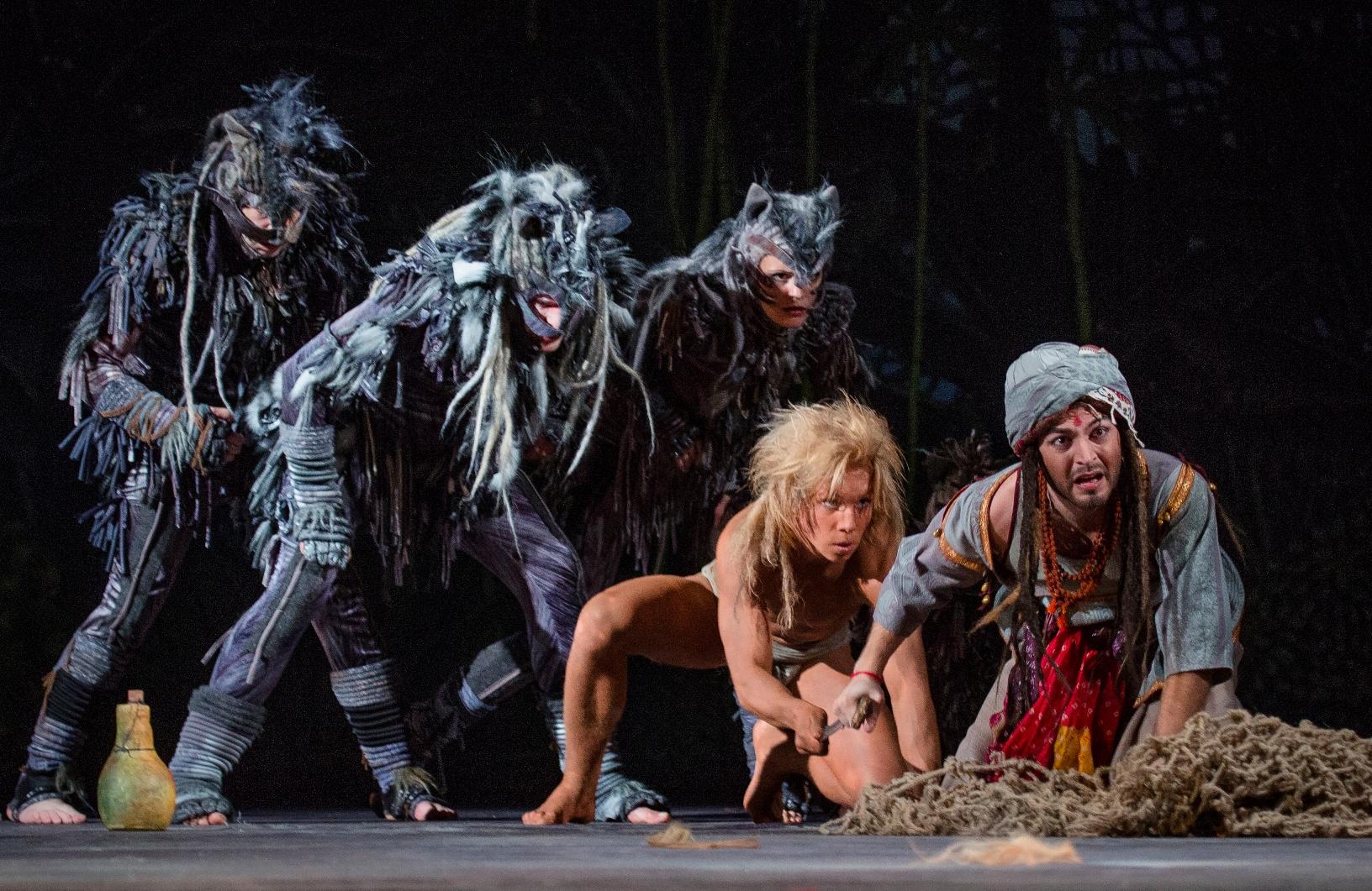 Спектакль «Маугли» – события на сайте «Московские Сезоны»