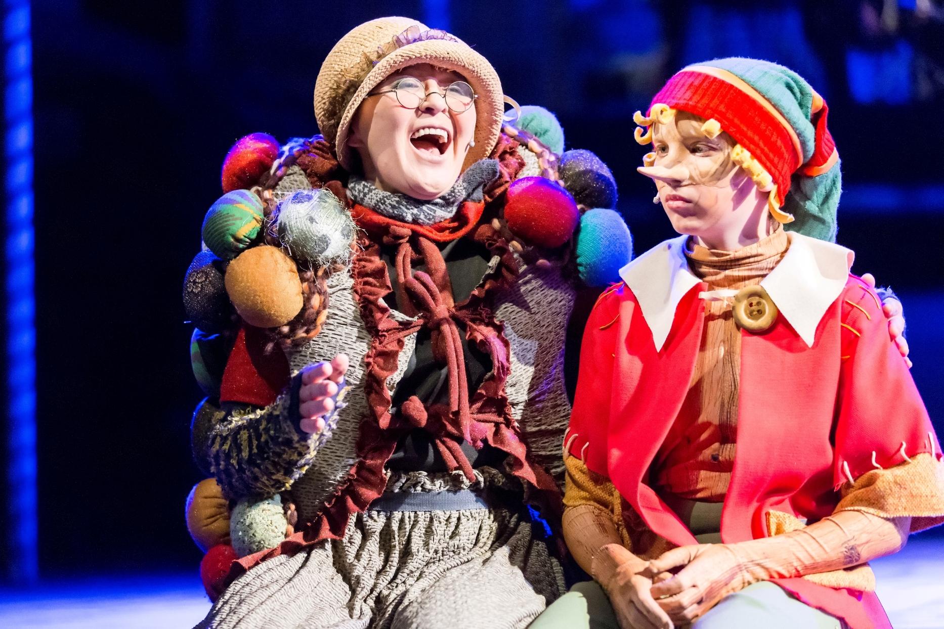 Мюзикл «Бу-ра-ти-но!» – события на сайте «Московские Сезоны»